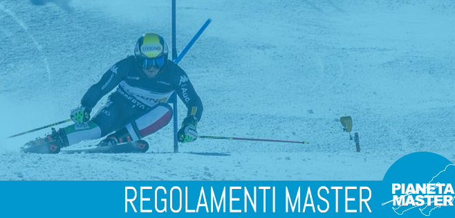 Regolamenti Sci Alpino Categoria Master